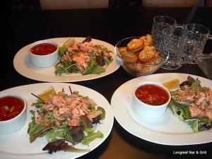 Salmon salad 001