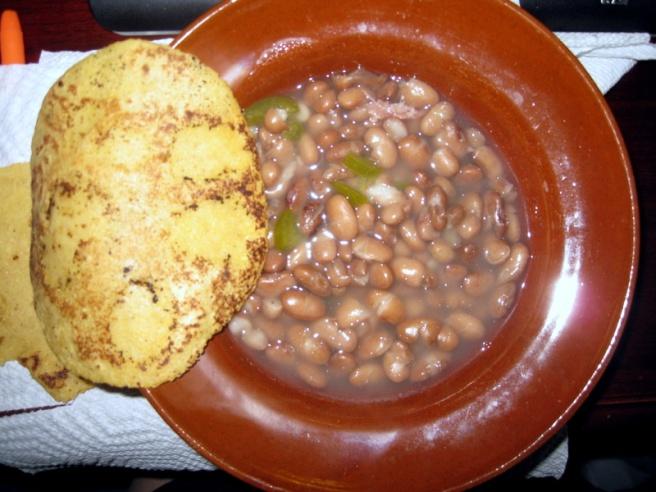 My First Homemade Corn Tortillas