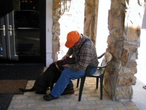 Maggie & Harold 11-27-08