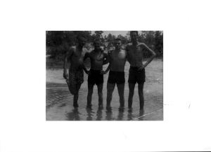 Bill, Tommy, Buck & Roy
