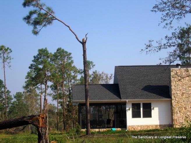 Built 2000 (expanded 2005), at Longleaf Preserve, near Pensacola, FL