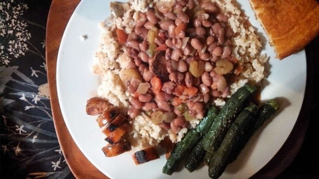 Red Beans and Rice February 2014