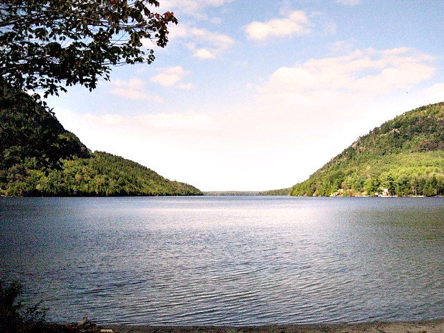 Great Long Pond, Acadia National Park, Maine